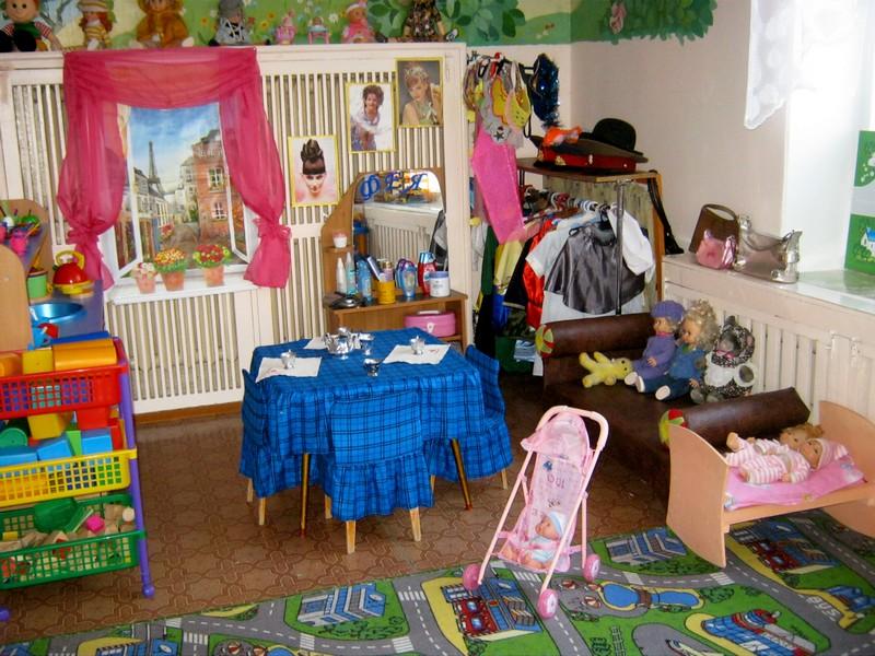 Детский сад развивающая среда своими руками фото